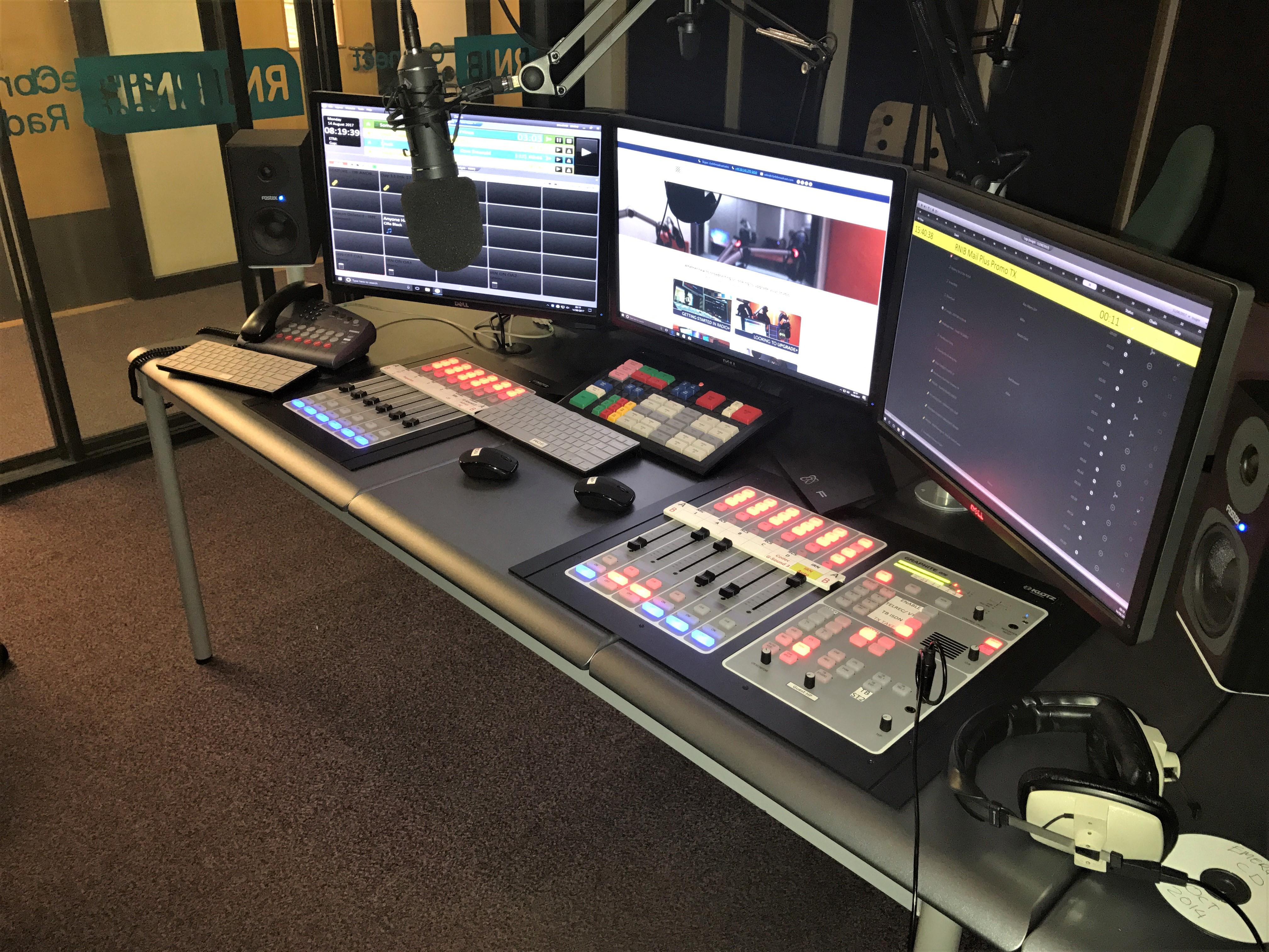 RNIB Clyde Broadcast