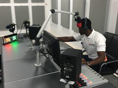 Clyde Broadcast studio acoustics